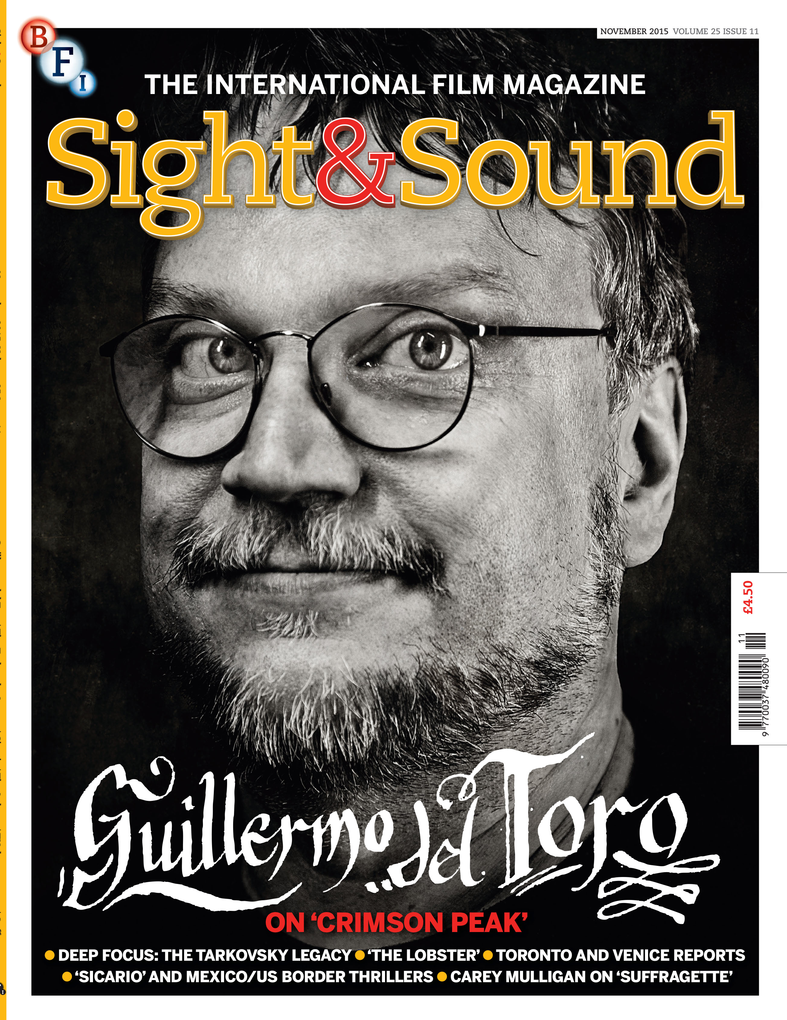 Sight & Sound November 2015 Edition